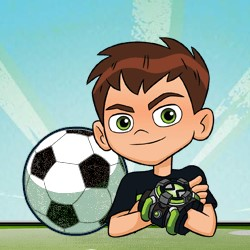 Jogo Ben 10: Penalty Power